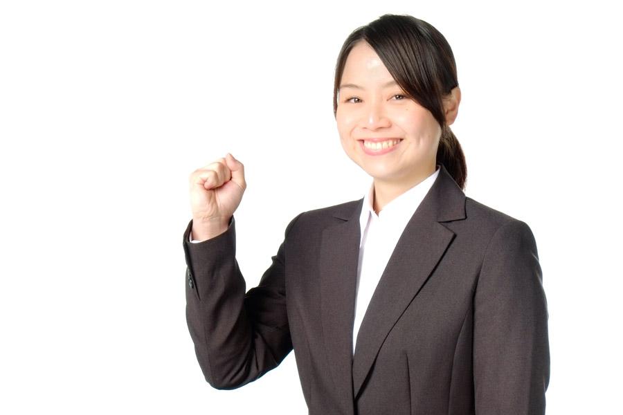 女性社員のイメージ