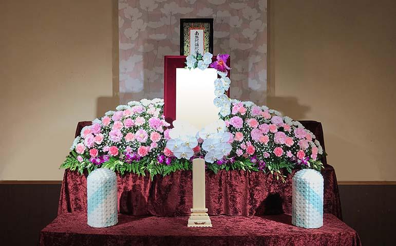 アートプラン 基本の花祭壇 ART1