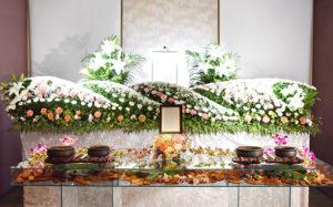 家族葬 施工例03