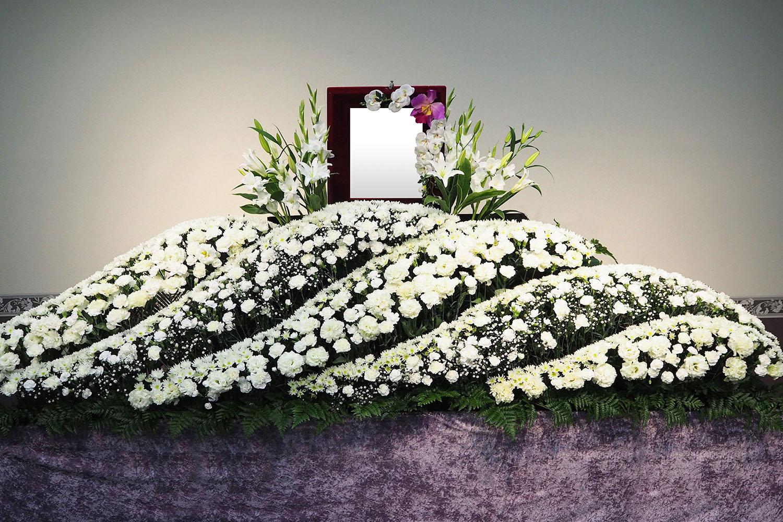 一般葬 花祭壇 イメージ